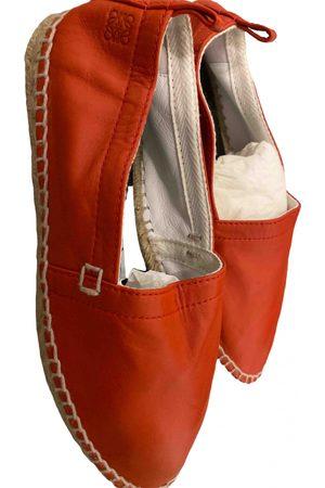 Loewe \N Leather Espadrilles for Women