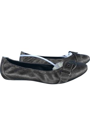 Dior VINTAGE \N Leather Ballet flats for Women