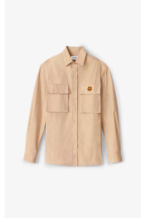Kenzo Men Casual - Tiger Crest overshirt