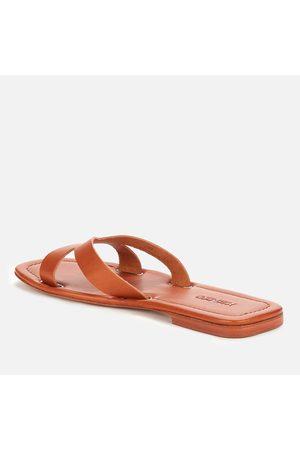 Kenzo Women's Opanka Leather Mules