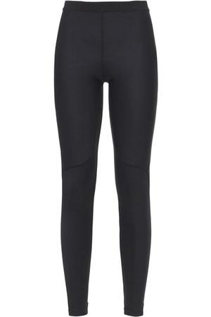 Balenciaga Women Leggings - Organic Cotton Jersey Leggings