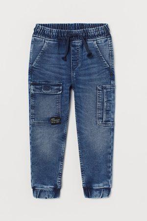 H&M Kids Cargo Pants - Cargo Denim Joggers