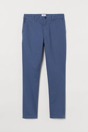 H&M Men Skinny - Skinny Fit Cotton Chinos
