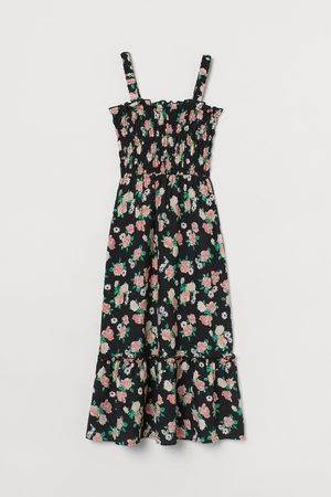 H&M Women Dresses - Smocked-bodice Dress