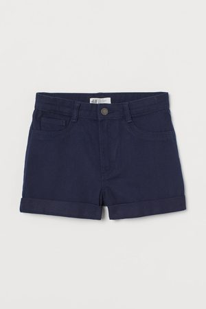 H&M Cotton Twill Shorts
