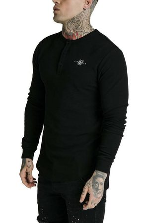 SikSilk Button Down L