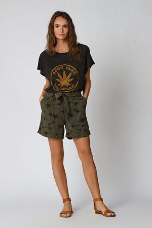 FIVE JEANS Women Jeans - 492 Felicie Short In Khaki