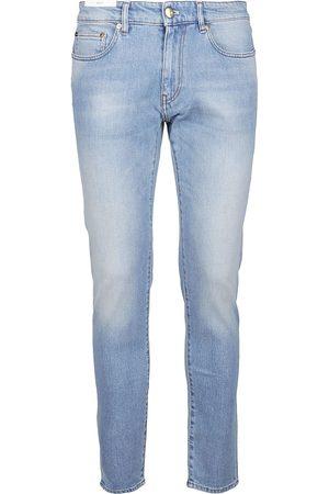 PT05 Men Jeans - MEN'S C5KJ05Z10STYCA42LT38 OTHER MATERIALS JEANS