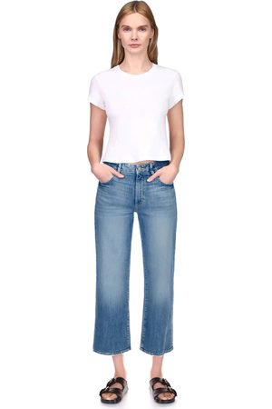 Dl Women Wide Leg - 1961 Hepburn Barlowe Wide Leg Jeans