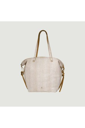 Craie Cuddly Bag L White ECAILLE BLANC