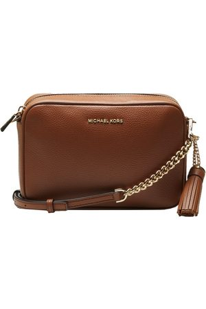 Michael Kors MICHAEL KORS - Leather Strap Ginny - Luggage