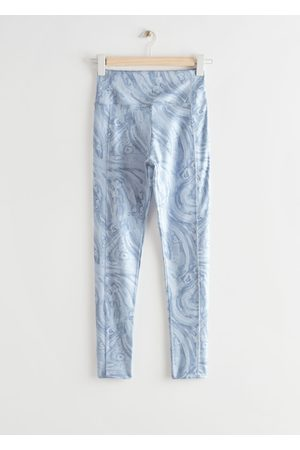 & OTHER STORIES Quick-Dry Yoga Tights