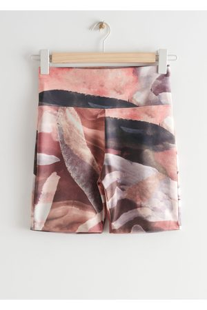 & OTHER STORIES Quick-Dry Yoga Shorts