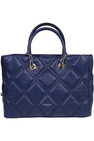 AVENUE 67 WOMEN'S AH081A0021 LEATHER TOTE