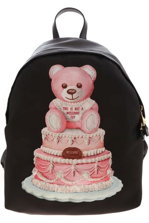 Moschino Women Purses - Cake Bear Backpack