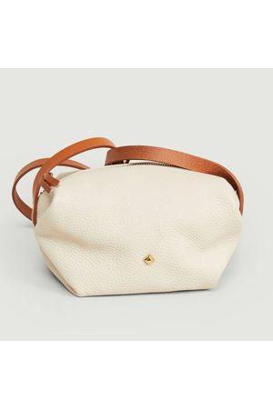 HERBERT FRERE SOEUR Women Purses - Mini Sohna leather bag Crème Herbert Frère Soeur
