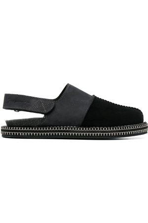 Jacquemus Men Sandals - MEN'S 215FO02215400990 LEATHER SANDALS