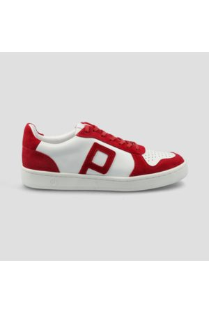 Philip Hog Emma Trainers In /Red