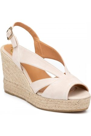 Kanna Ines Cut Out Wedge