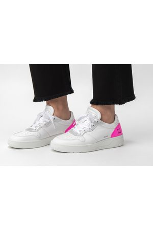 D.A.T.E. Women Sports Shoes - D.A.T.E - Court Fluo Fuxia