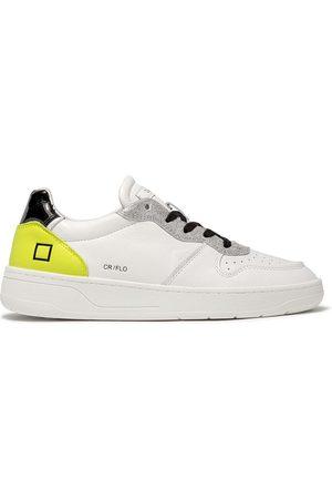 D.A.T.E. D.A.T.E Sneakers - Court Fluo -Yellow