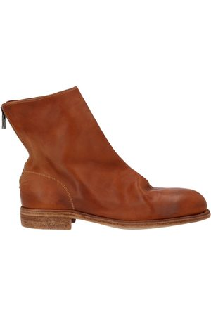 GUIDI Men Ankle Boots - MEN'S 986XHFGCVCV58T OTHER MATERIALS ANKLE BOOTS