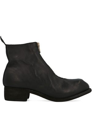 GUIDI Men Ankle Boots - MEN'S PL1HFGBLKT OTHER MATERIALS ANKLE BOOTS