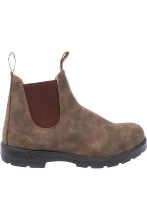 Blundstone MEN'S 202585BCM585 LEATHER ANKLE BOOTS