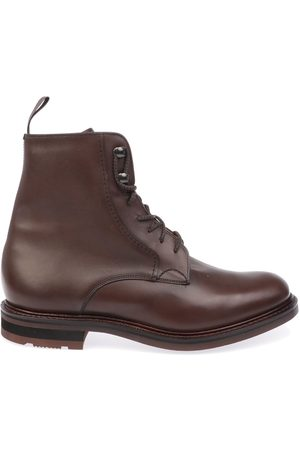 Church's MEN'S WOOTTONCALFEBONY LEATHER ANKLE BOOTS
