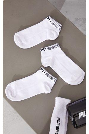 PRETTYLITTLETHING 3 Pack Sport Ankle Socks