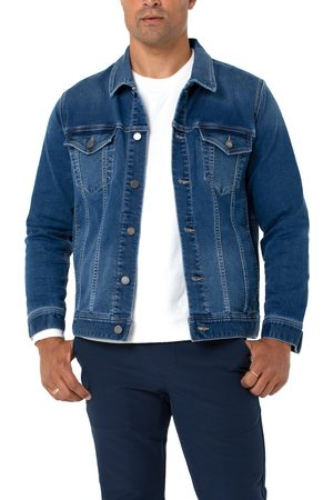 Liverpool Jeans Company Men's Stretch Jean Jacket