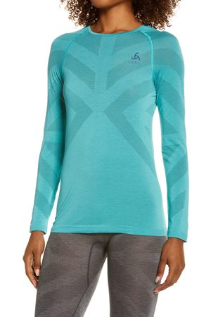 Odlo Women's Women's Kinship Light Long Sleeve Base Layer T-Shirt
