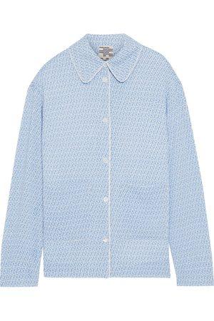 Baum und Pferdgarten Women Long sleeves - Woman Benji Printed Crepe Shirt Light Size 36