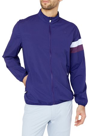 Redvanly Men's Men's Beiden Water Resistant Windbreaker