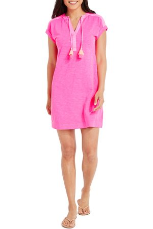 Vineyard Vines Women's Garment Dyed Knit Cover-Up Dress