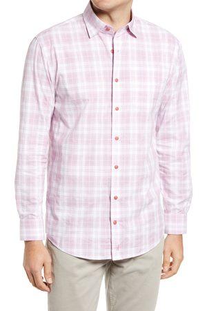 Johnnie-o Men's Nall Plaid Button-Up Shirt