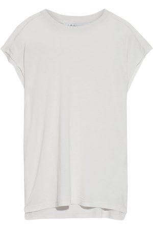 IRO Woman Power Slub Jersey T-shirt Off- Size M