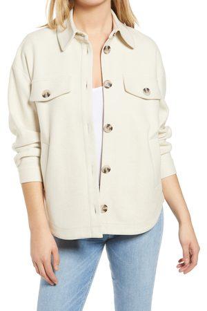 Vero Moda Women's Neally Fleece Shirt Jacket