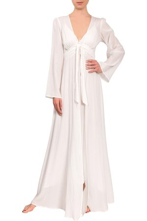 Everyday Ritual Women's Diane Cotton Duster Robe
