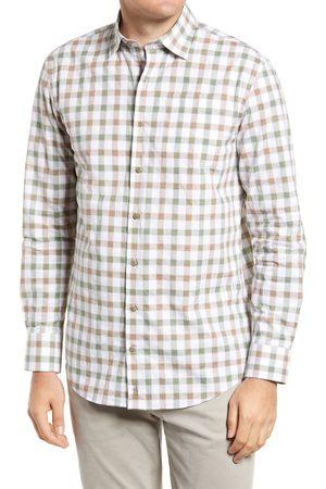 Johnnie-o Men's Wada Check Button-Up Shirt