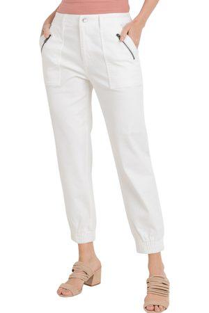 L.T.J. Women's L.t.j Zip Pocket Ankle Jeans