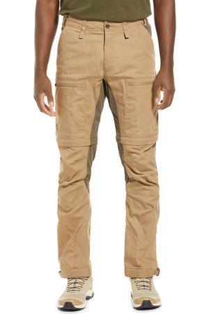 Fjällräven Men's Abisko Lite Trekking Zip-Off Cargo Pants