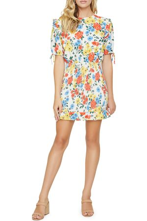Lost + Wander Women's Center Of Attention Floral Minidress