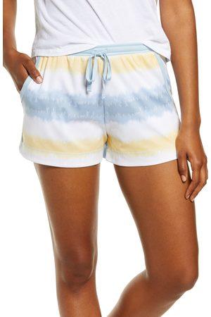 Z WELL Women's Tie Dye Sleep Shorts