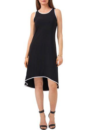 Chaussmoi Women's High/low Matte Jersey Dress