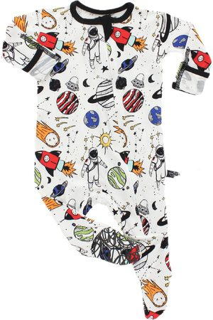 Peregrine Infant Boy's Fitted One-Piece Pajamas