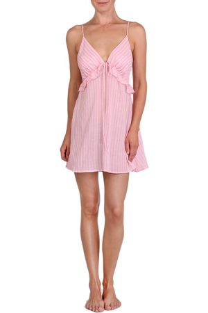 Everyday Ritual Women's Isabelle Babydoll Chemise