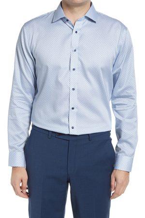 Nordstrom Men's Trim Fit Floral Non-Iron Dress Shirt