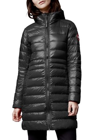 Canada Goose Women's Cypress Packable Hooded 750-Fill-Power Down Puffer Coat