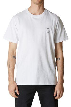 NEUW Men's Band Short Sleeve Logo Tee